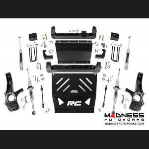 "Chevy Colorado 4WD Suspension Lift Kit w/ Lifted Front Struts - 6"" Lift"